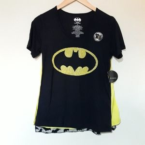 Tops - Batman shirt with capes